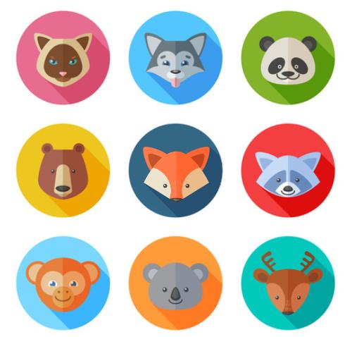 wild animals - copie